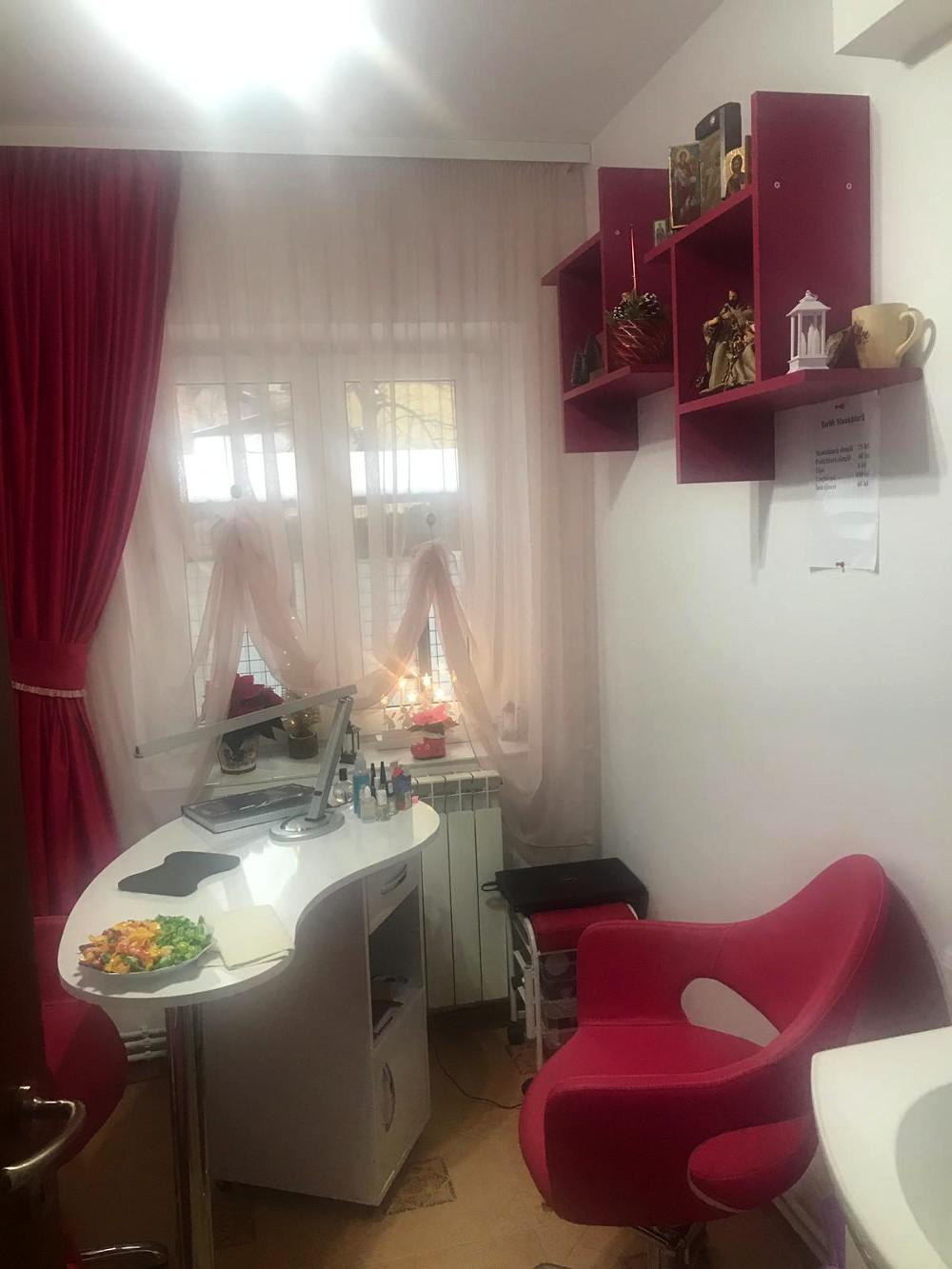 Salon infrumusetare Elena Iacobeni